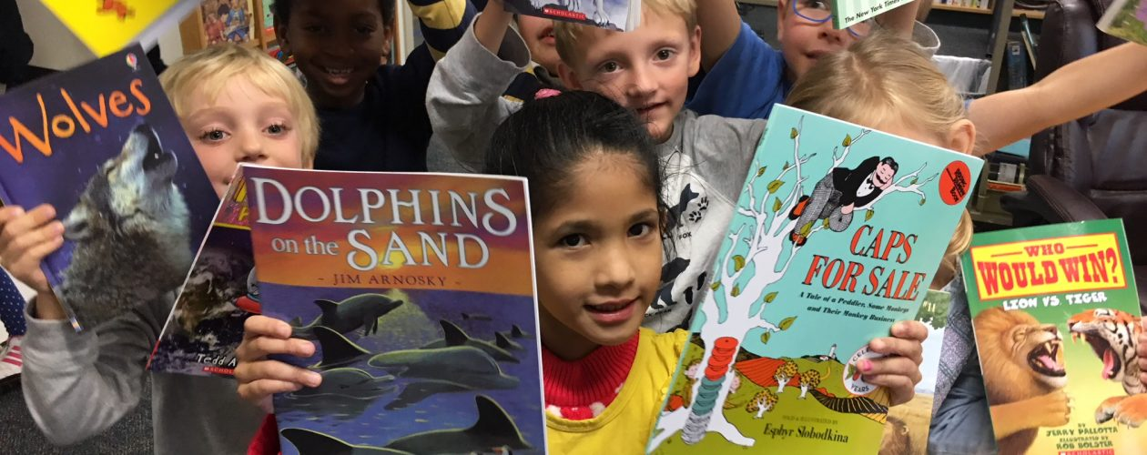 1st graders receive free CLIF books